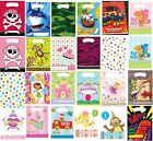 Party Bags 5-100 Fairy princess pirate farm sea pony zoo boy girl etc  FREE P+P