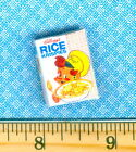 Dollhouse Miniature size VINTAGE Cereal BOX # RK