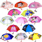 Kids' Umbrella - Assorted Designs / Characters / Sizes - Girls - NEW