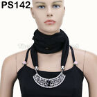 NEW Fashion Pendant  Scarf  Necklace Shawl Jewelry Decoration 51 Selections E