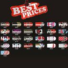 12PCS Nail Art Painting Sticker Acrylic Decoration Tips DecalsSC01-25
