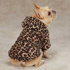 Casual Canine Animal Print Cuddler Hoodie Pullover ~ Leopard