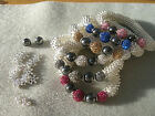 Stunning Shamballa Style Sparkly Bracelet Kit - Ideal Gift - No Tools Required