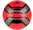 adidas Starlancer 3rd Edt Soccer Ball Brand New Red / Black / Grey