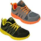 NEW MENS RUNNING TRAINERS CASUAL WALKING JOGGING GYM SPORTS SHOES SIZES 7-12 UK