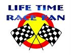 Custom Made T Shirt Life Time Race Fan Racing Sports Checkered Flags
