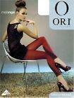 Sexy SATIN SILKY Sheer to Waist Footless ITALIAN Collant Pantyhose Tights OMEL