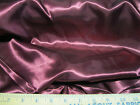 Discount Fabric Satin Taffeta Burgundy 65 inches wide 97SA