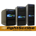 ProDuplicator CD DVD Lightscribe Duplicator Labeling Publishing Machine System