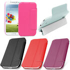 Wallet Leather Flip Back Case Cover Skin Stand for Samsung Galaxy S4 S IV i9500