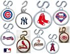 CHOOSE TEAM MLB Instant ID TAG Charm S-hook NEW Pet Dog Luggage Boot Gym Bag * on Ebay