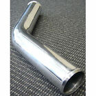 Lightweight Alloy Aluminium Tube Pipe 45 Degree Bend Polished Bead Intercooler A