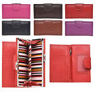 Ladies High Quality Smooth and Soft Leather Tri-Fold Purse