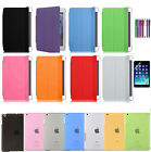 Magnetic Smart Cover Skin + Hard Back Case Stand for Apple iPad Mini iPad Air 5