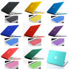 For Macbook Pro 13/Pro 15  Retina Rubberized Hard Case Shell+Keyboard Cover 2in1