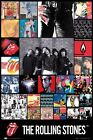 New Discography The Rolling Stones Poster