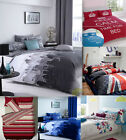 Teenager's Duvet Quilt Cover Bedding Sets - Modern & Stylish - All Sizes - NEW