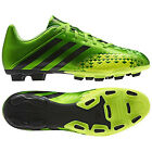 adidas Predito LZTRX FG 2013 Soccer Shoes Green / Black / Yellow Brand New