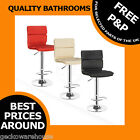 Barstoolfool Breakfast Kitchen Bar Leather New Barstools Stool Chester 60-80cm