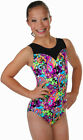 NEW!! Paisley Gymnastics Leotard by Snowflake Designs