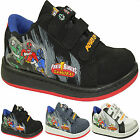 BRAND NEW BOYS TRAINERS KIDS POWER RANGERS TRAINERS GIRLS SCHOOL SHOES SIZES