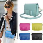 NEW WOMENS GIRL RIBBON HANDBAG CROSS BODY MESSENGER SHOULDER DESIGNER MINI BAGS