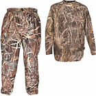 Jack Pyke Grassland Camo Hunter Trousers & Long Sleeve T-Shirt Shooting Hunting
