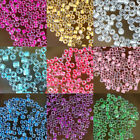 Wholesale 3200pcs 2.6x3mm Czech Glass Seed Spacer beads Jewelry Making DIY