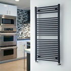 Heated Bathroom Towel Rail - Straight & Curved Radiators - Central Heating Rack
