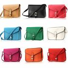 Women Single Cross Shoulder Bag Faux Leather PU Hangbag Summer New