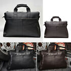 Fashion Men's Real Leather Tote Bags Shoulder Bags Good Quality Briefcases AR158