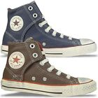 CONVERSE AS High Easy Slip Chucks Leder Vintage-Look Gr.30-38,5