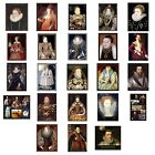 English Tudor Queen Elizabeth I Magnet  Pick Your Fave England History Portrait