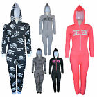 Kids Onesie All in One Hooded Kids Children Boys Jumpsuit Girls Playsuit Age