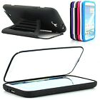 For Samsung Galaxy Note II 2 TPU Wrap Up Case w/ Built in Screen Protector