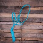 Easy-On Rope Halter with Lead - 7 Colors available NEW