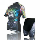 Dream New Cycling Bike Short Sleeve Clothing Bicycle Women Jersey + Shorts Set