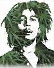 New An Icon in Marijuana Bob Marley Poster Card