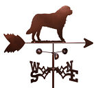 SWEN Products SAINT BERNARD DOG Steel Weathervane