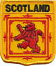 More images of Scotland Lion Rampant Shield Embroidered Patch