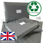 STRONG GREY POSTAGE MAILING BAGS *100% RECYCLABLE* <br/> MULTI LISTING - All Sizes & Quantities Available CHEAP!