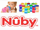 NUBY NO SPILL 10 oz GRIP N SIP SOFT SPOUT GRIPPER SIPPY CUP STEP 2 BPA FREE 6 M+