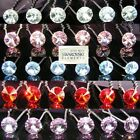 6 PCS Bridemaid Prom use 9mm Swarovski Crystal Hair Pins Tiara H023P - 7 choices