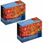 Multi Colour Outdoor Christmas Rope Lights 20m & 25m Rope Light & Clips