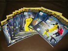 Rushden and Diamonds home programmes 2000-2001