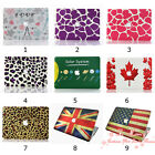 New 9 Pattern Design Matte Rubberized Hard Case For Macbook Pro 15 inch A1286