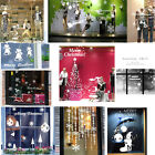 Merry Christmas Series of Decal wall stickers Removable Art Vinyl Windows