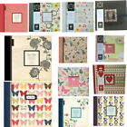 Selection of SCRAPBOOK ALBUMS 12x12 by GRACE TAYLOR - refillable photo album