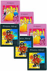 Princess Pirate slide puzzle party bag filler toy 47x55mm FREE POST Various Qty
