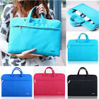 5 Color Soft Laptop Sleeve Bag Case For Laptop / Macbook 11'' 13'' 15''  inch
